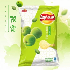 Чипсы «Lay's» со вкусом сливы 65гр