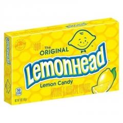 Конфеты Lemonhead Оригинал Лимон 23гр