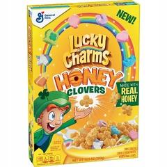 Lucky Charms Honey Clovers (Лаки Шармс Медовый Клевер) 309 гр