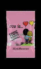 Мармелад жевательный LOVE IS Холодок-Малина 25гр
