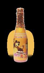 Детское шампанское Маша и Медведь Вишня 750 мл