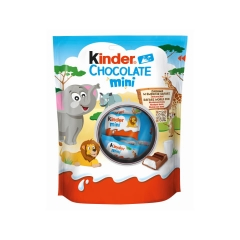 Киндер Шоколад Мини 120гр