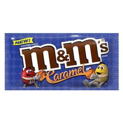 Шоколадное драже M&Ms Caramel 40гр