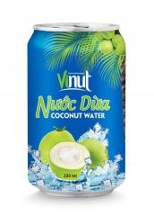 """Напиток сокосодержащий VINUT """"Кокосовая вода"""" 330мл"""