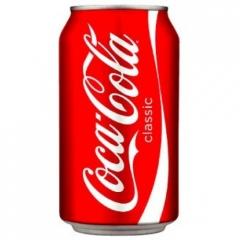 Coca-Cola Classic (0,355 литра)