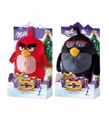 Milka & Angry Birds Новогодний подарок 83 гр