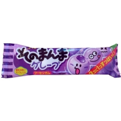 Жевательная резинка Coris Grape Bubble Gum со вкусом винограда 20 гр
