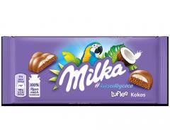 Milka Bubbly Coconut 100g