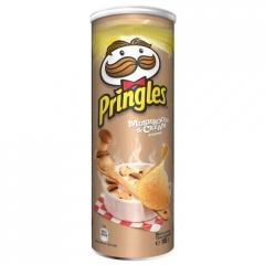 Чипсы Pringles Грибы в сливочном соусе 165гр