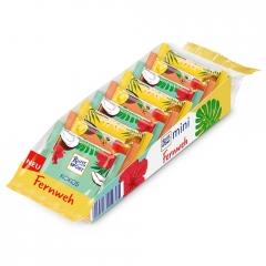 150 грамм-Шоколадные конфеты Ritter Sport Mini Fernweh 9x16,67гр