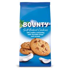 Печенье Bounty c кусочками молочного шоколада и кокосом 180 гр