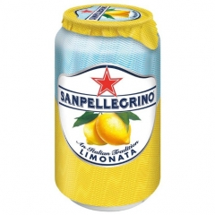 Газированный напиток San Pellegrino Лимон 330 мл