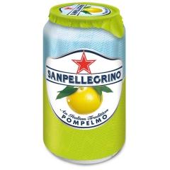 Газированный напиток San Pellegrino Грейпфрут 330 мл