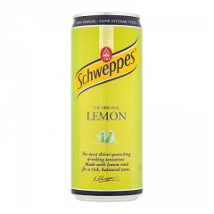 Schweppes Lemon  0,33 л (Sleek)
