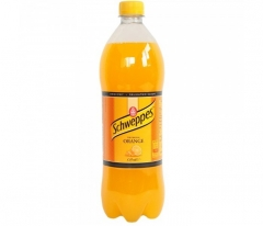 Schweppes Orange 0,9л