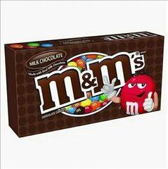 Шоколадное драже M&Ms Milk Chocolate 87.9гр
