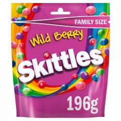 Драже Skittles Wild Berry 196г