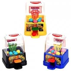 Kidsmania Slam Dunk жевательная резинка в диспенсере 12гр