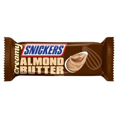 Шоколадный батончик Snickers Creamy Almond Butter 39.7 гр