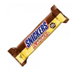 Snickers Protein Flapjack (65 грамм)