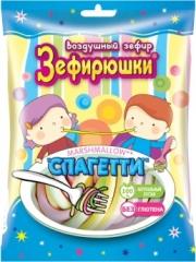 """Воздушный зефир """"Зефирюшки"""" Спагетти 80гр"""