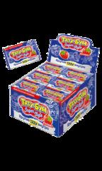 Жевательная резинка Канди Клаб Тату-Бум Super Style со вкусом клубники 12 гр