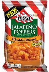 """Fridays Jalapeno Poppers """"Палочки с Халапеньо и сыром Чеддер"""" 99,4гр"""