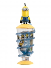 Minions Candy Cup Container with candy and stickers 21g