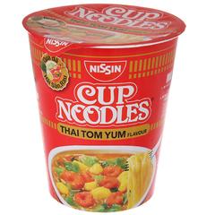 Лапша Cup Noodles Том Ям (Thai Tom Yum) 70гр