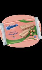 Manner Knuspino Haselnuss Орехой крем 110г