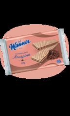 Manner Knuspino Schokolade Шоколадный крем 110г