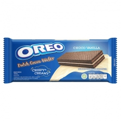 Oreo Dutch Cocoa Wafer Choco Vanilla с шоколадной и ванильной начинками 140,4 гр