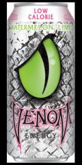 VENOM Watermelon Lime Low Calorie 0,473л