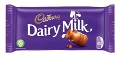 Шоколад Cadbury Dairy Milk 200гр