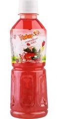 Сокосодержащий напиток (25%) YOKU Клубника 320 мл