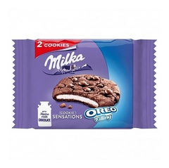 Milka Sensations Cookies Oreo Creme 52гр