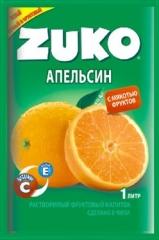Растворимый напиток ZUKO Апельсин 25г